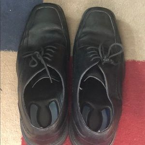 Nunn Bush comfort gel leather oxford shoes - 10.5